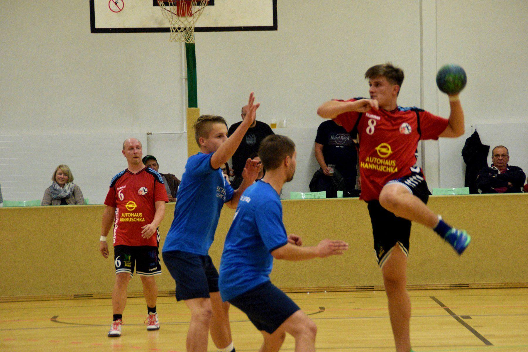 Handball Senftenberg