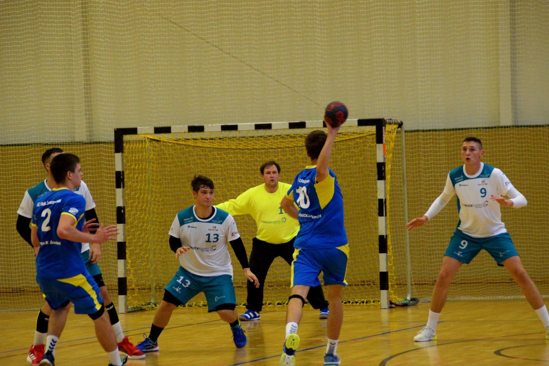 Handball Luckenwalde